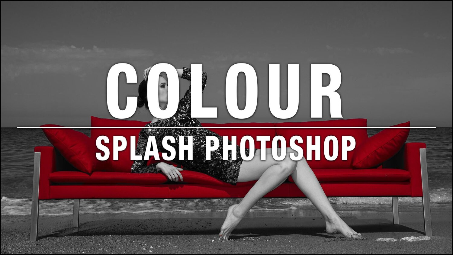 Two Ways to Easily Create the Colour Splash Effect in Photoshop
