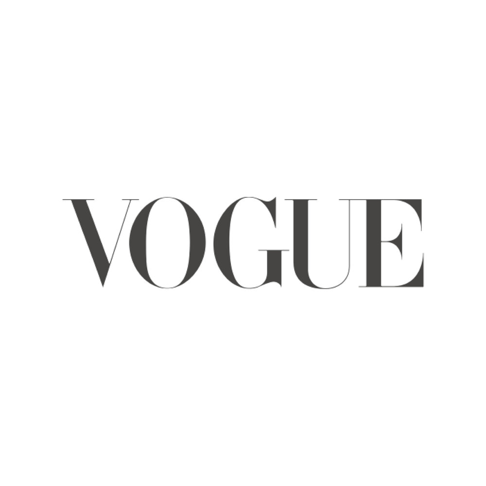 Vogue Magazine Logo