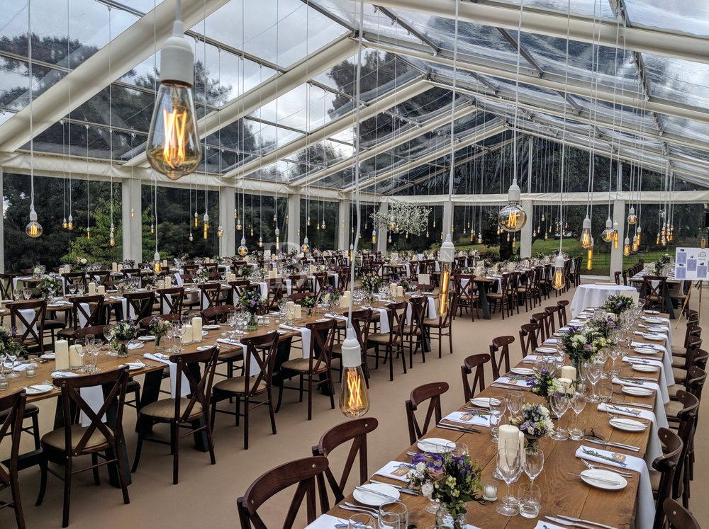 Wedding Marquee Hire From Joseph Benjamin Marquees Buckinghamshire