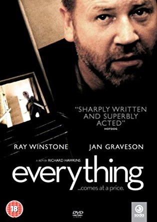 The DVD cover for Everything