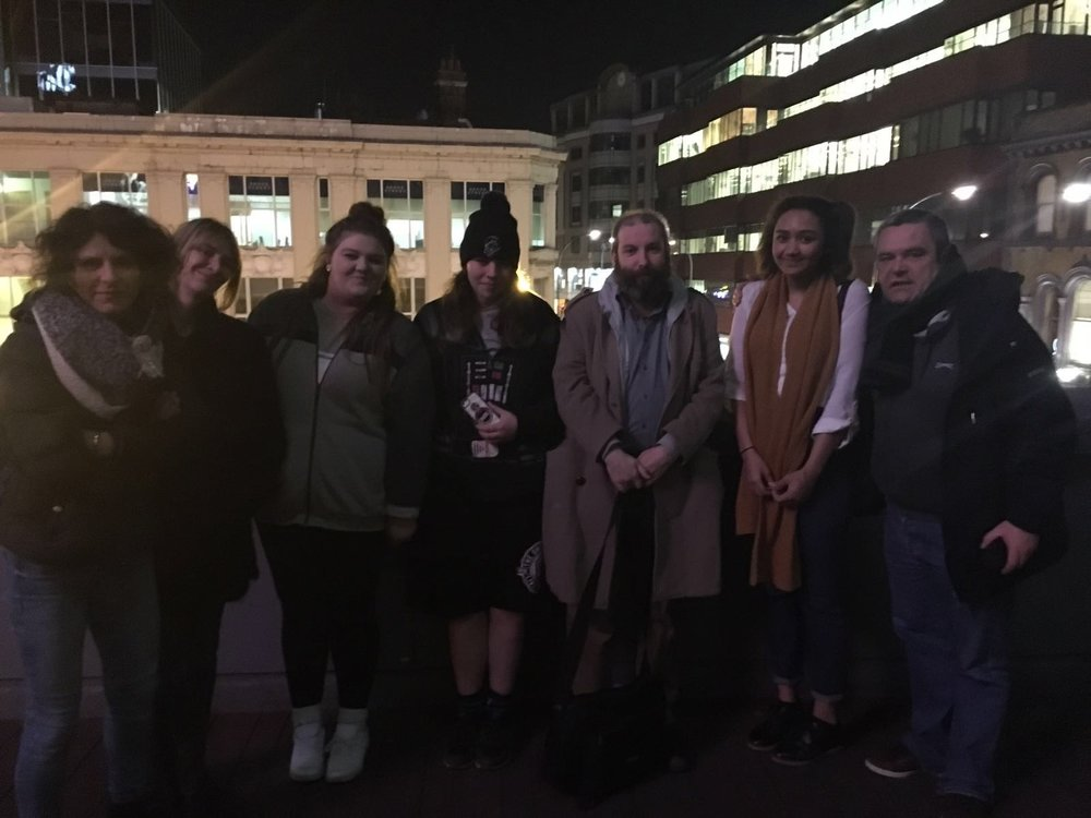 An after-school Theatre trip to the Lyric, Hammersmith