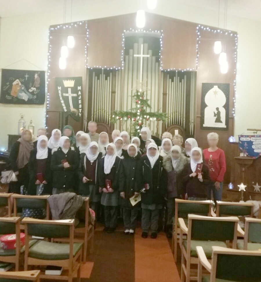 Burnley United Reformed Church Visit Group