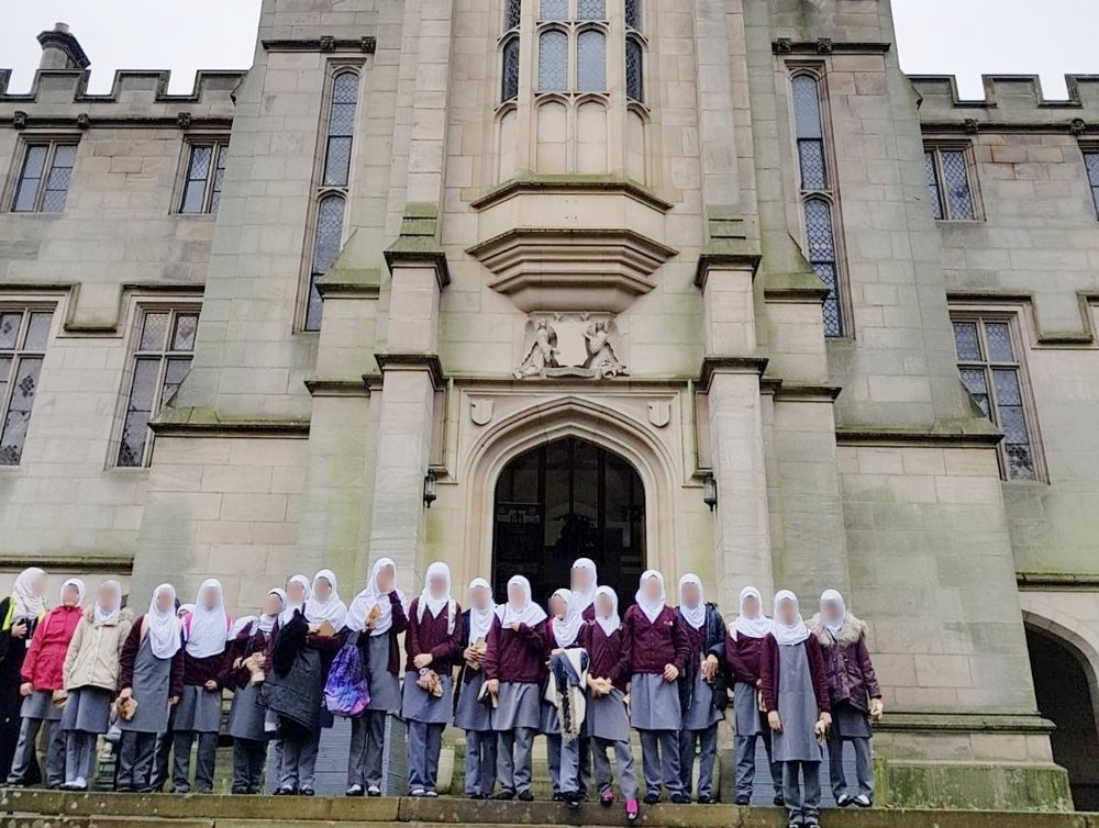 Trip to Muslim Heritage Centre