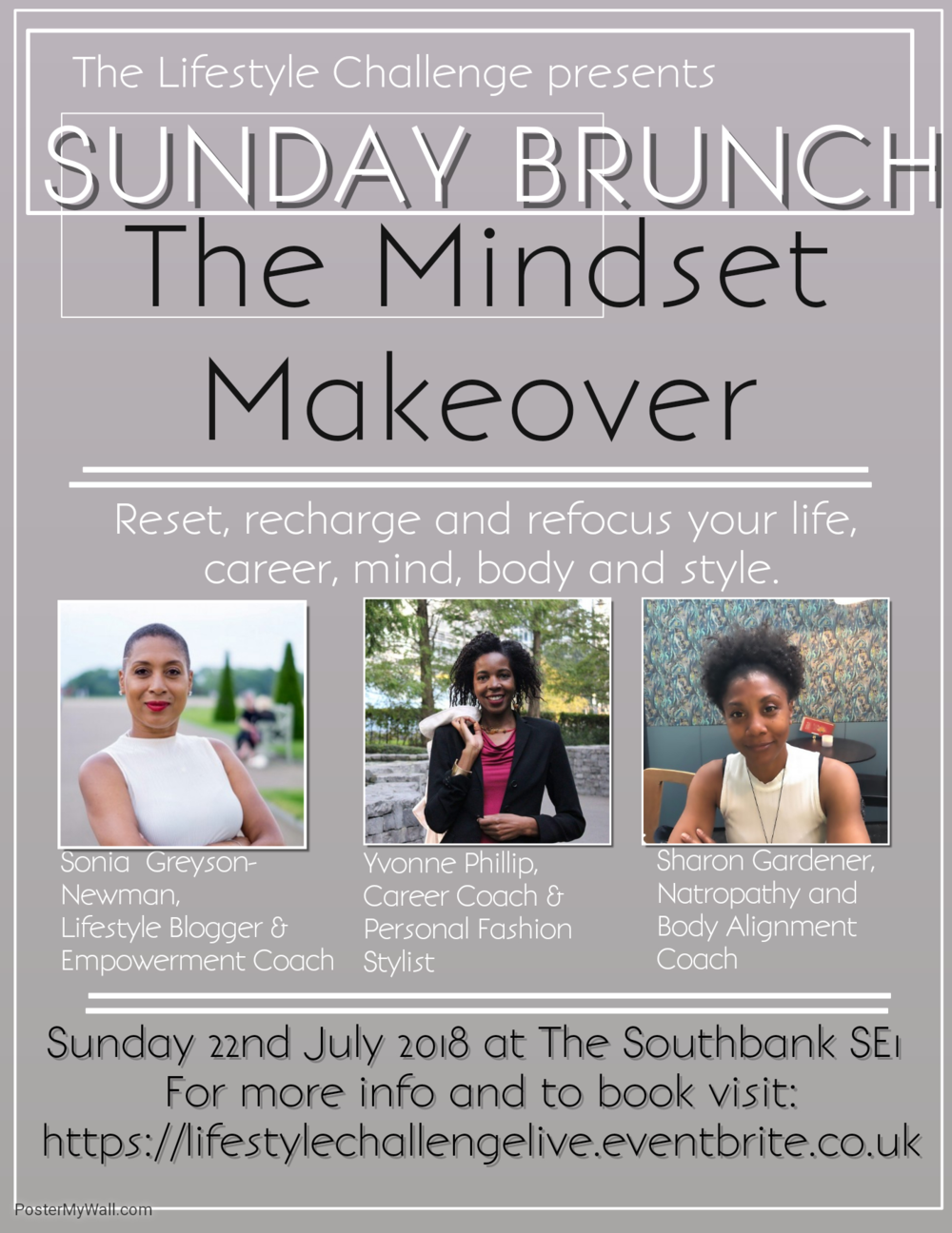 www.coreoflife.co.uk - Sunday Brunch - Mindset Maker