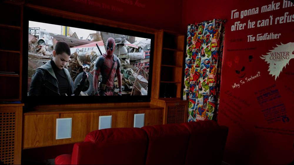 Hua Hin Home Cinema Front