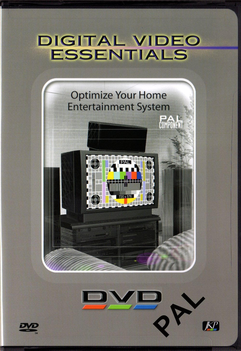 Digital Video Essentials (PAL DVD)