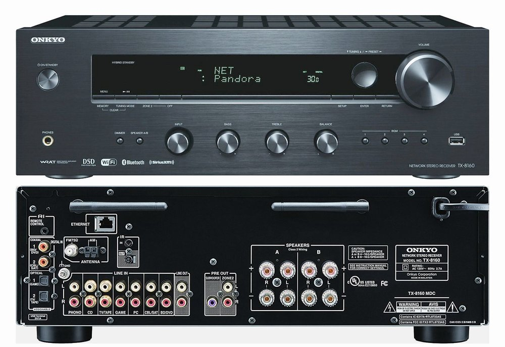 Onkyo Networked AV Receiver
