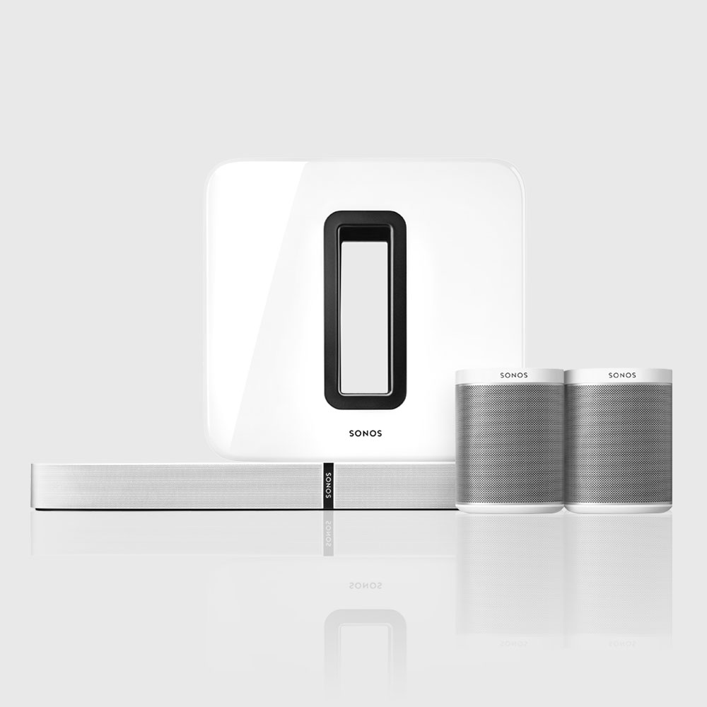 Sonos Playbase, Sub and Play:1s