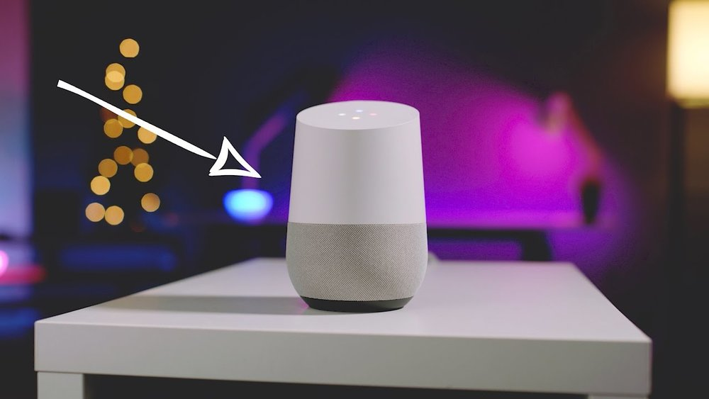 Google Home Automation