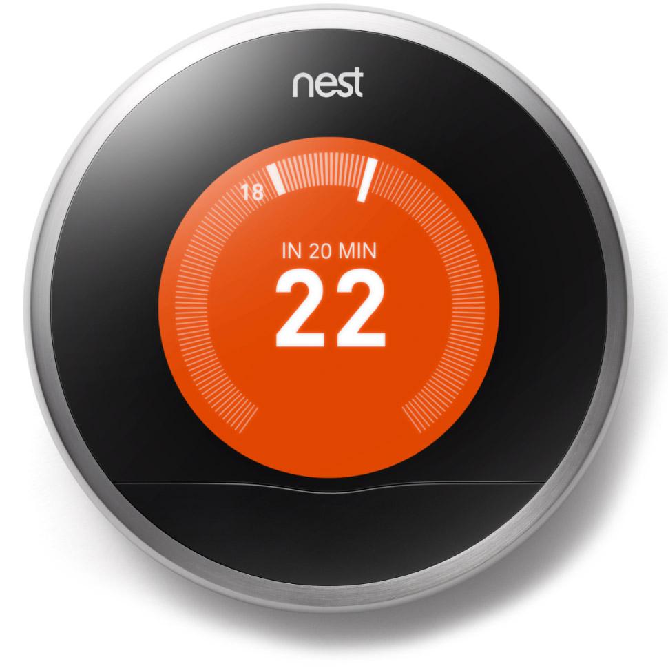 Nest automation Smart