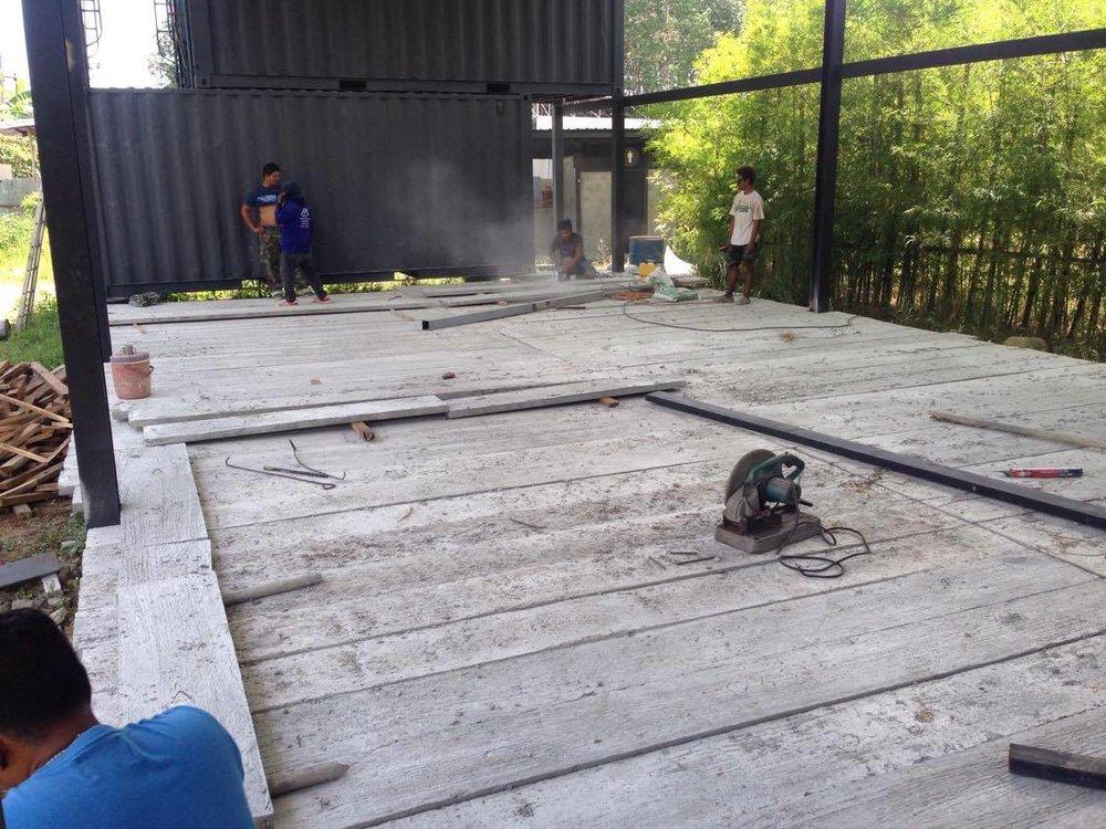 Cement Planks