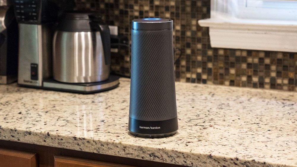 Harmon Kardon Smart Home Speaker