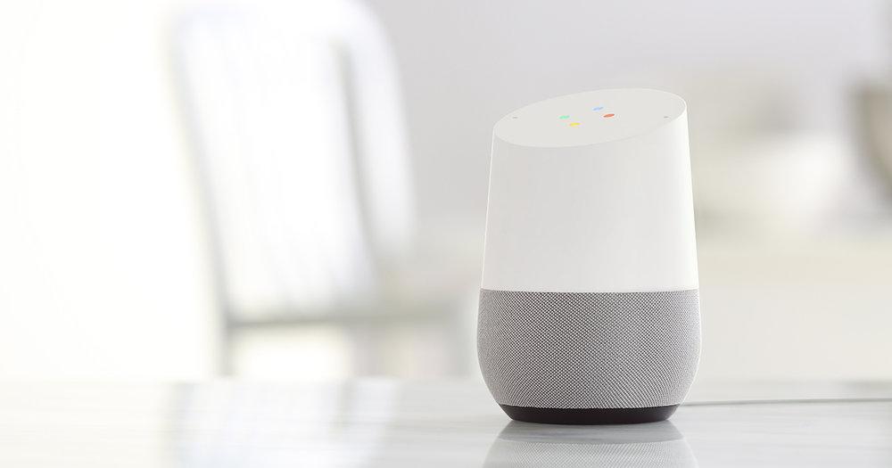 Googles Smart 'Home'