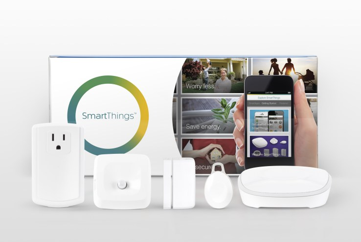 Samsung Home Automation