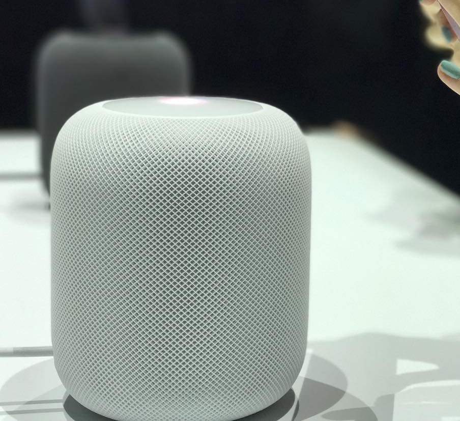 Apple Homepod at ICC