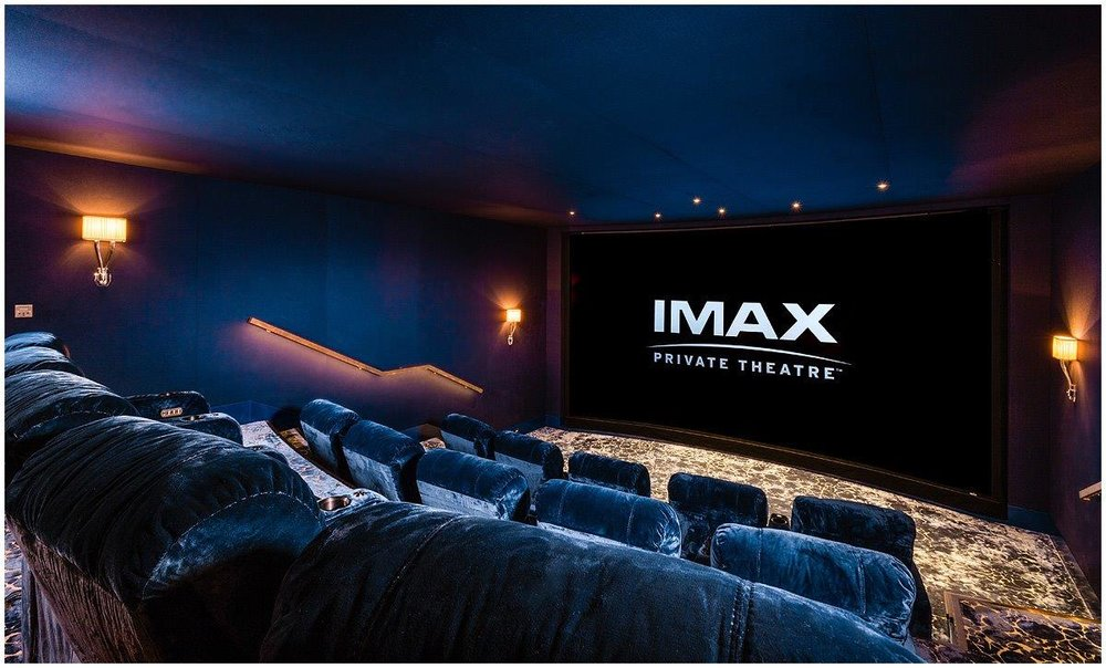 IMAX Private Home Theater