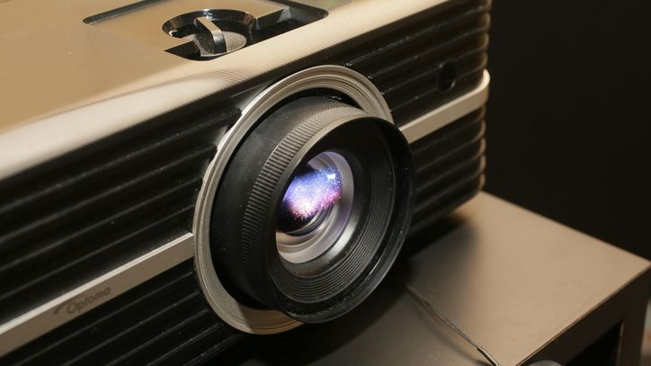 Optoma's Projector