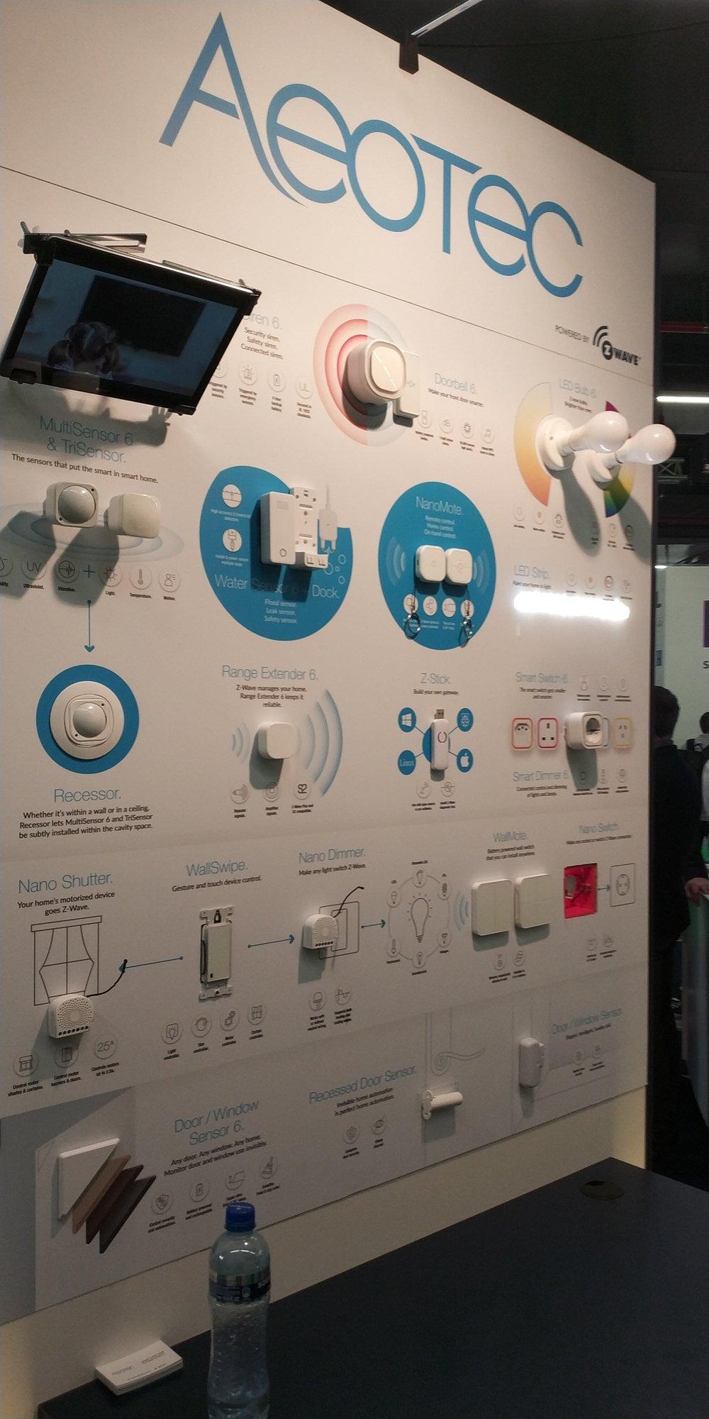 Aeotec Nano Smart Home Automation