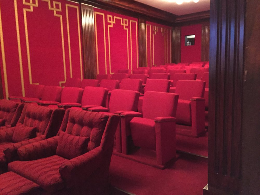 Whitehouse Cinema Seating