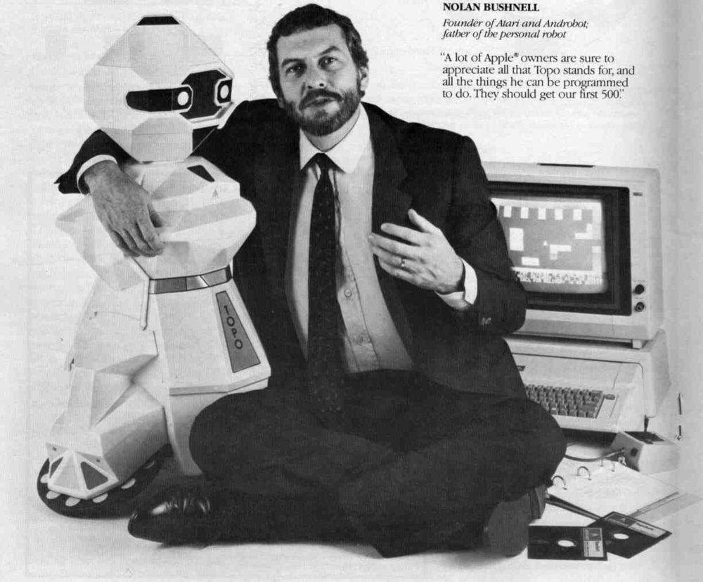 Atari Robot