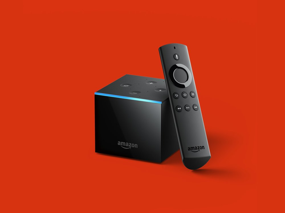 Amazons 4K HDR Capable FireTV Cube
