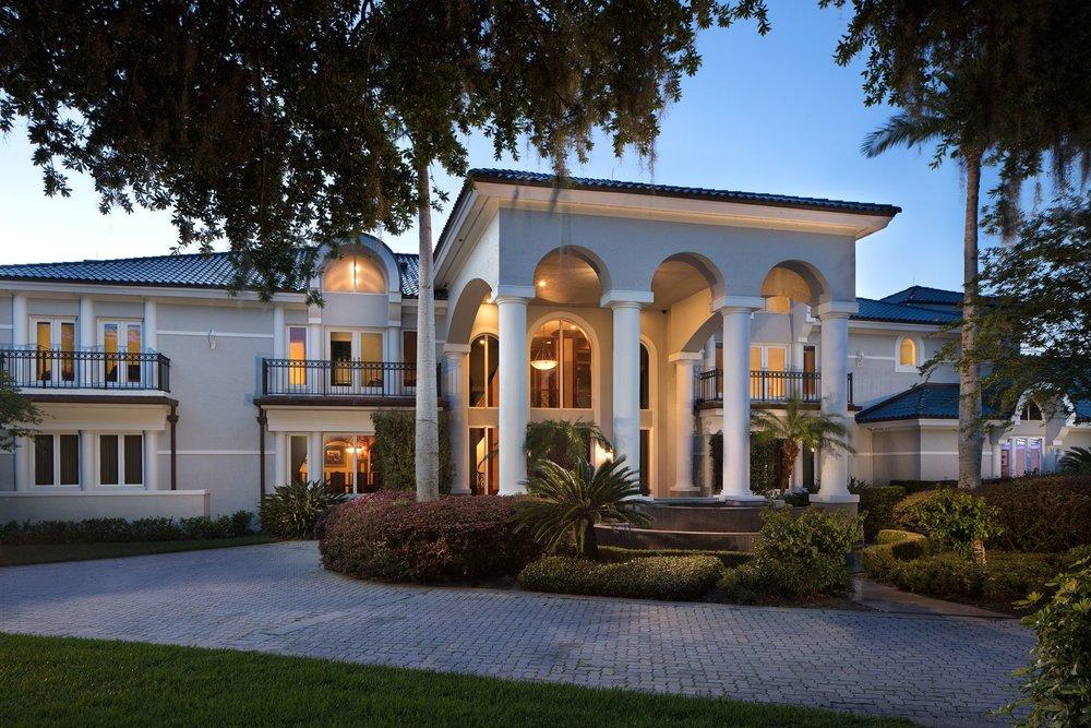 Shaq's Florida Home