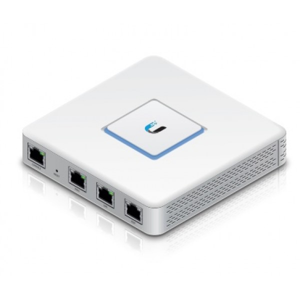 Unifi's Security Gateway Router.