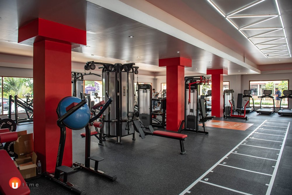 24 hour gym in Phuket, Laguna - UTime