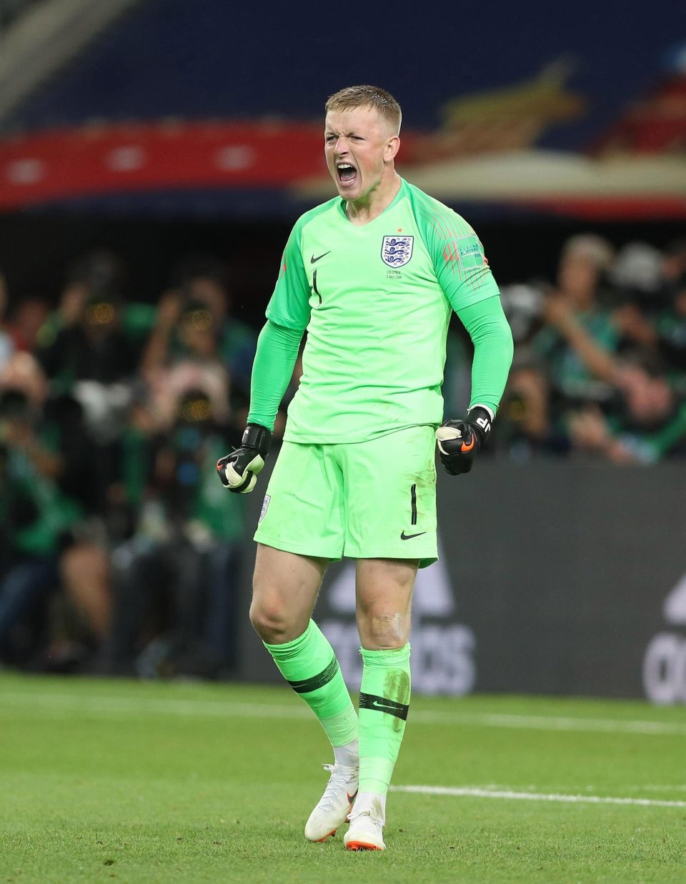 Jordan Pickford - England Football squads Goalkeeper