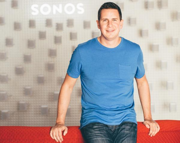 Patrick Spence - CEO of SONOS