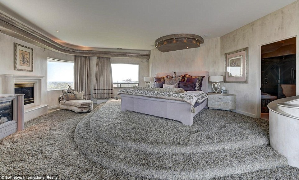Plush Master Bedroom