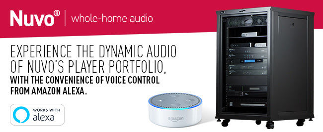 Whole home audio now controlled via Alexa