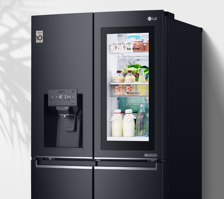 Smart Home Fridge from LG