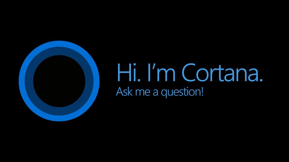 Microsoft's Cortana SmartHome