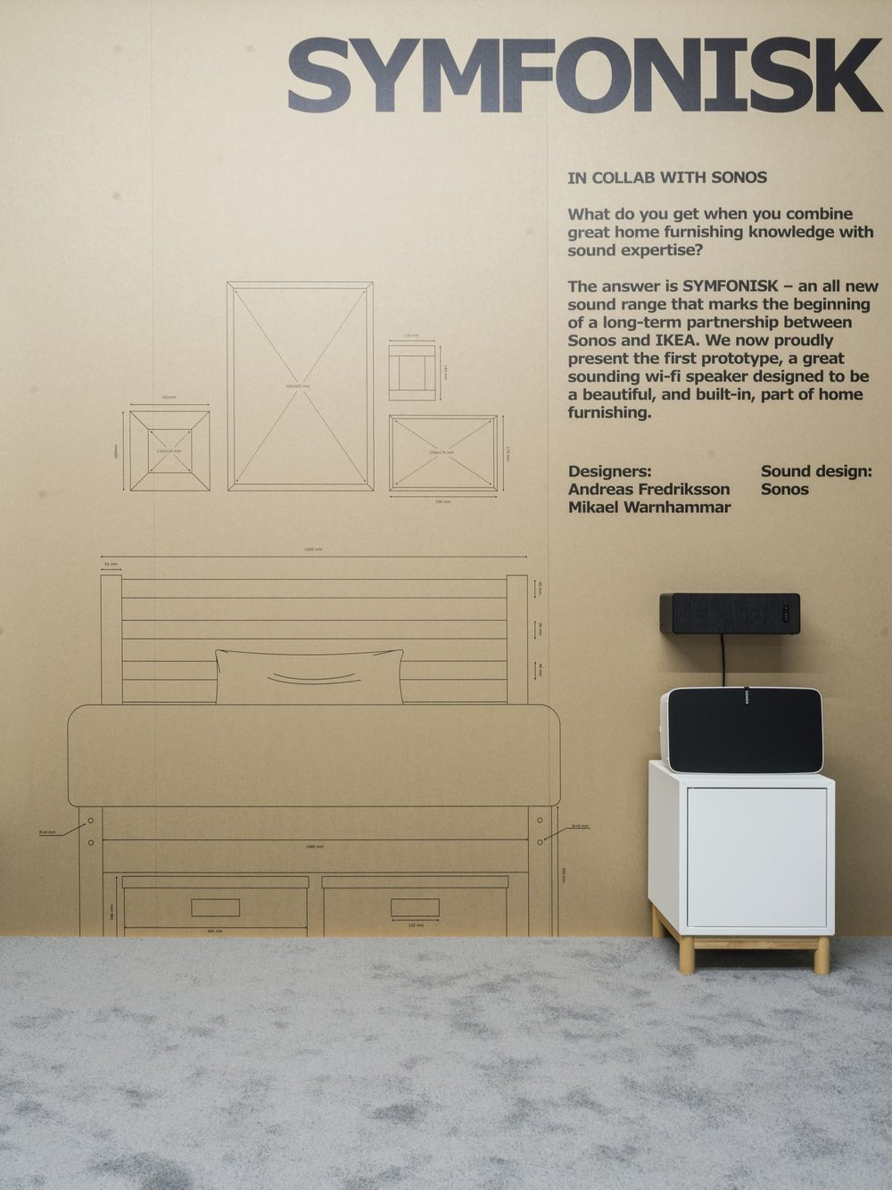 SONOS Speaker Available in Thailand from IKEA