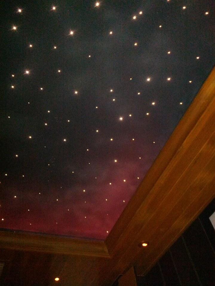 Fibre Optic CInema Ceiling