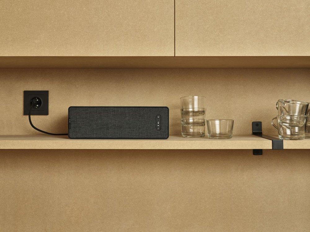 IKEAS Sonos Symonfisk speaker