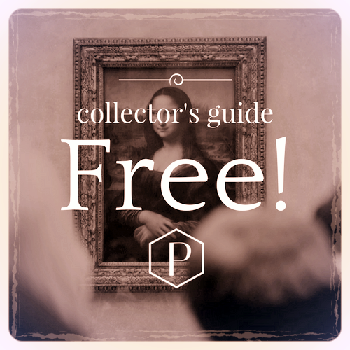 A Gift PDF Article Enjoy reading a quick guide to art collecting written by your's truly. It'll open in another window on your device.