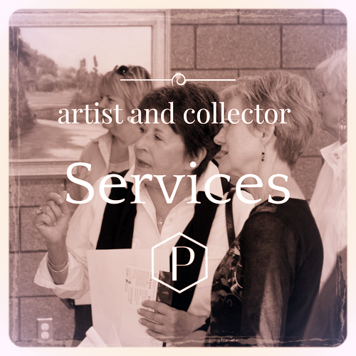 I'm Happy to Help! Offering years of experience and connections to you, from how to select and broker an art purchase to growing your talent. Need help with navigating tech and promotion?I'm ready to assist.