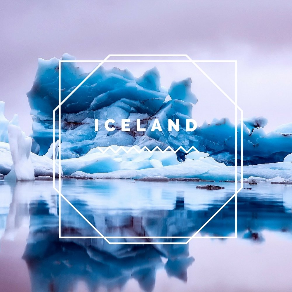 Iceland   with its blue lagoon, northern lights, minimalist design, and exceptional naturescapes.
