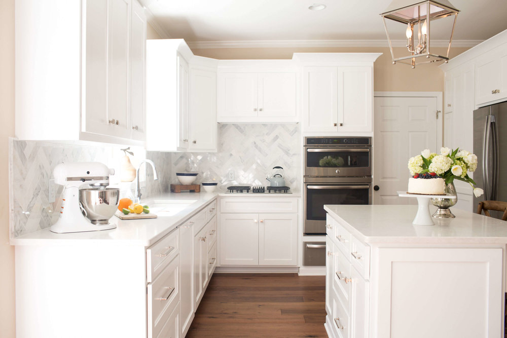 Ivory Lane Interiors Sarah Mouser Kitchen Interior Design