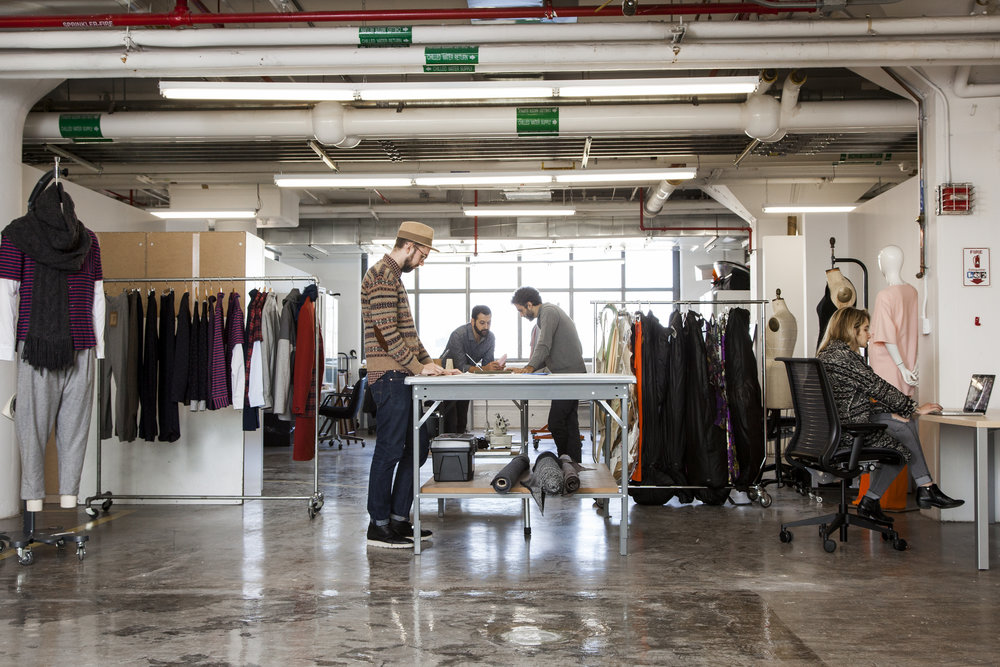 Brooklyn Fashion + Design Accelerator