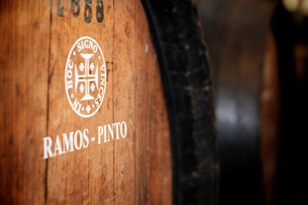 Oak Barrel at Porto's Wine Lodges - Porto Walkers