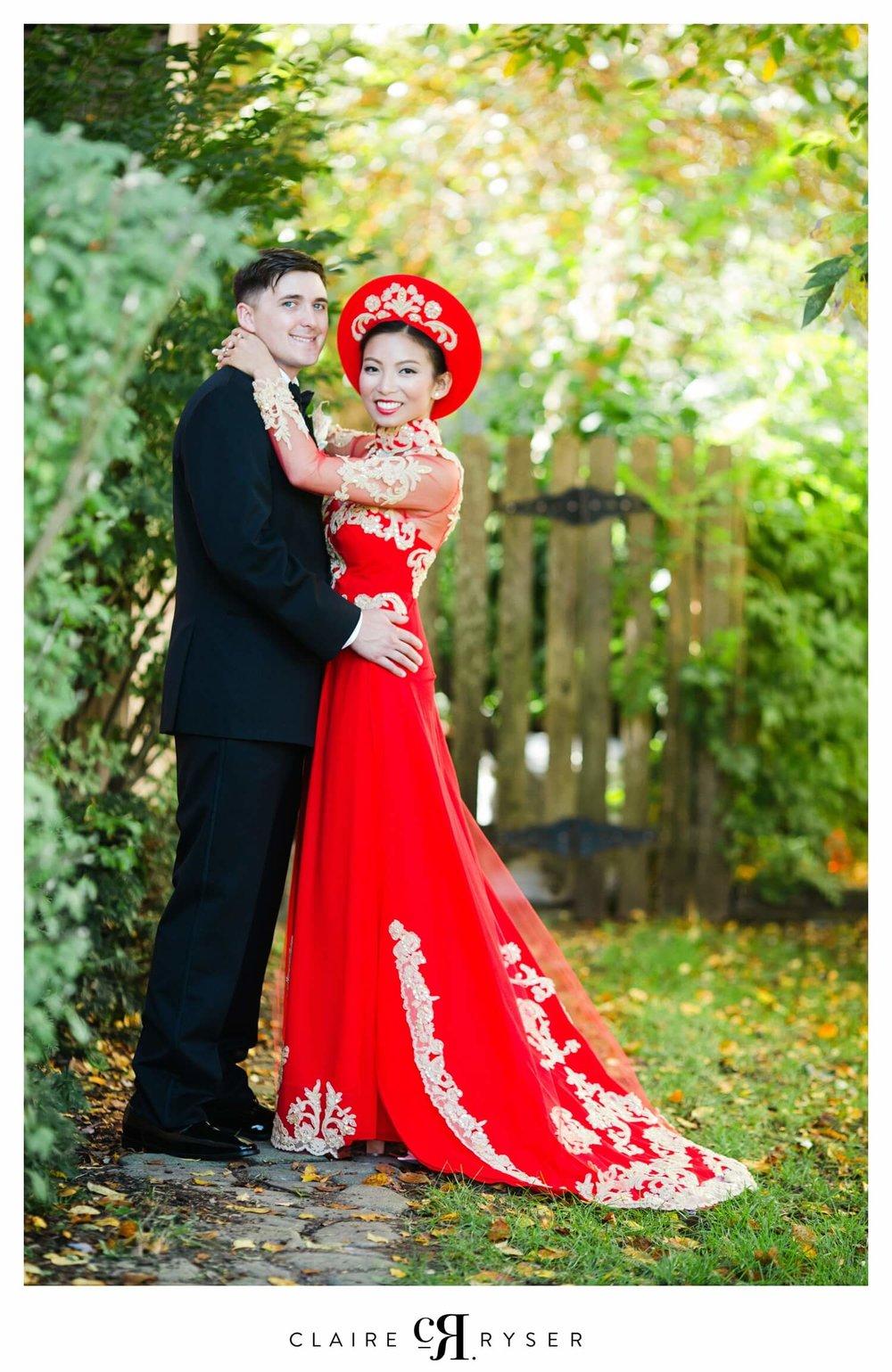 Vietnamese Wedding and Little Theatre Reception - Kansas City ...
