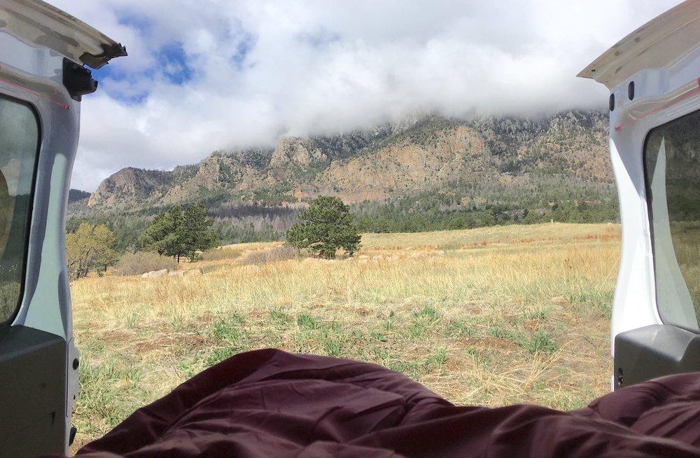 Colorado Camper Van
