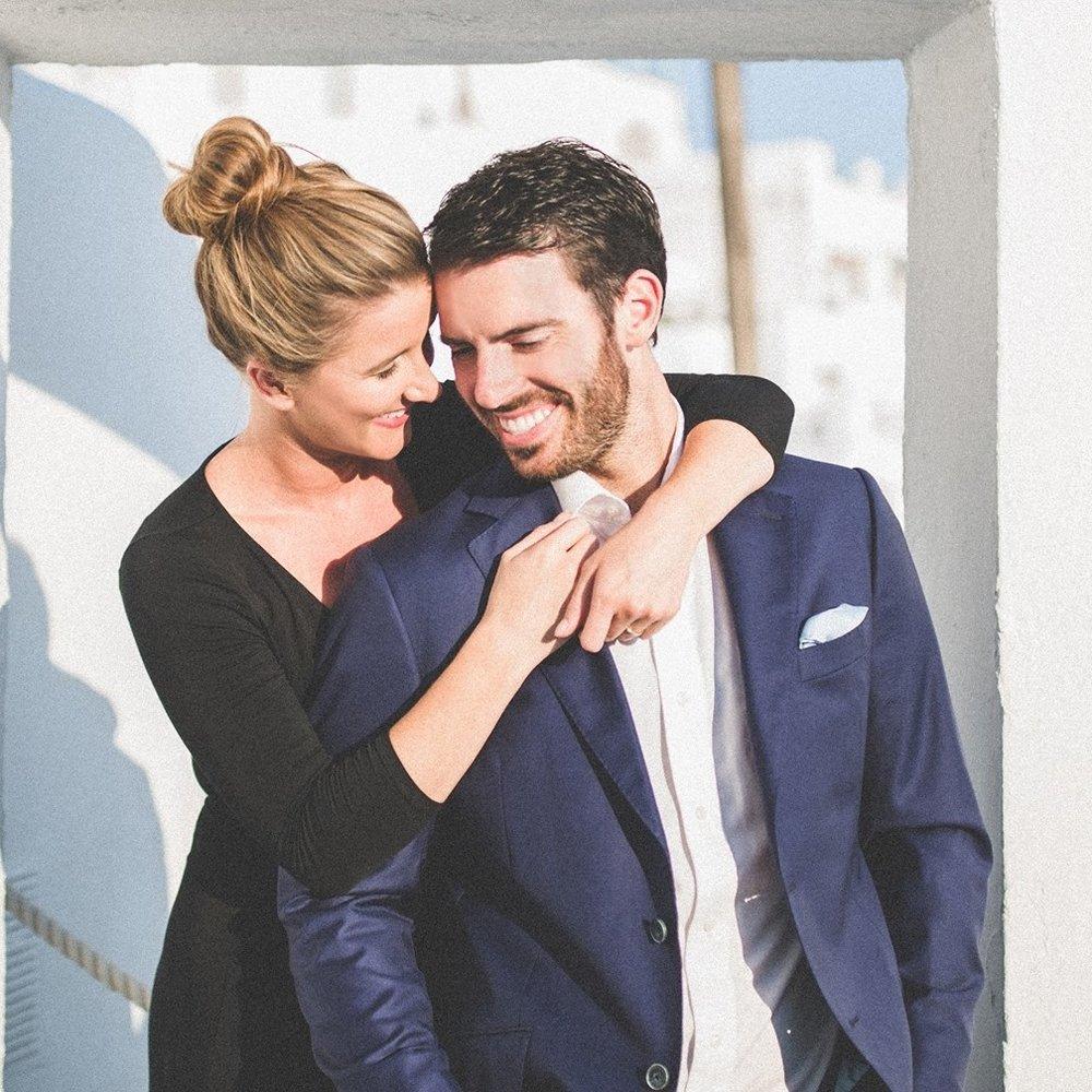Santorini Couples Getaway