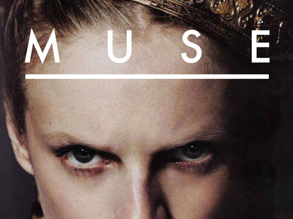 Editing / Writing / Design Concept     Muse Magazine