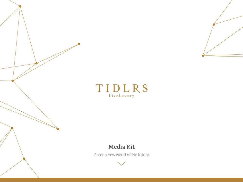Brand Identity / Web Design / Print Design     Tidlrs