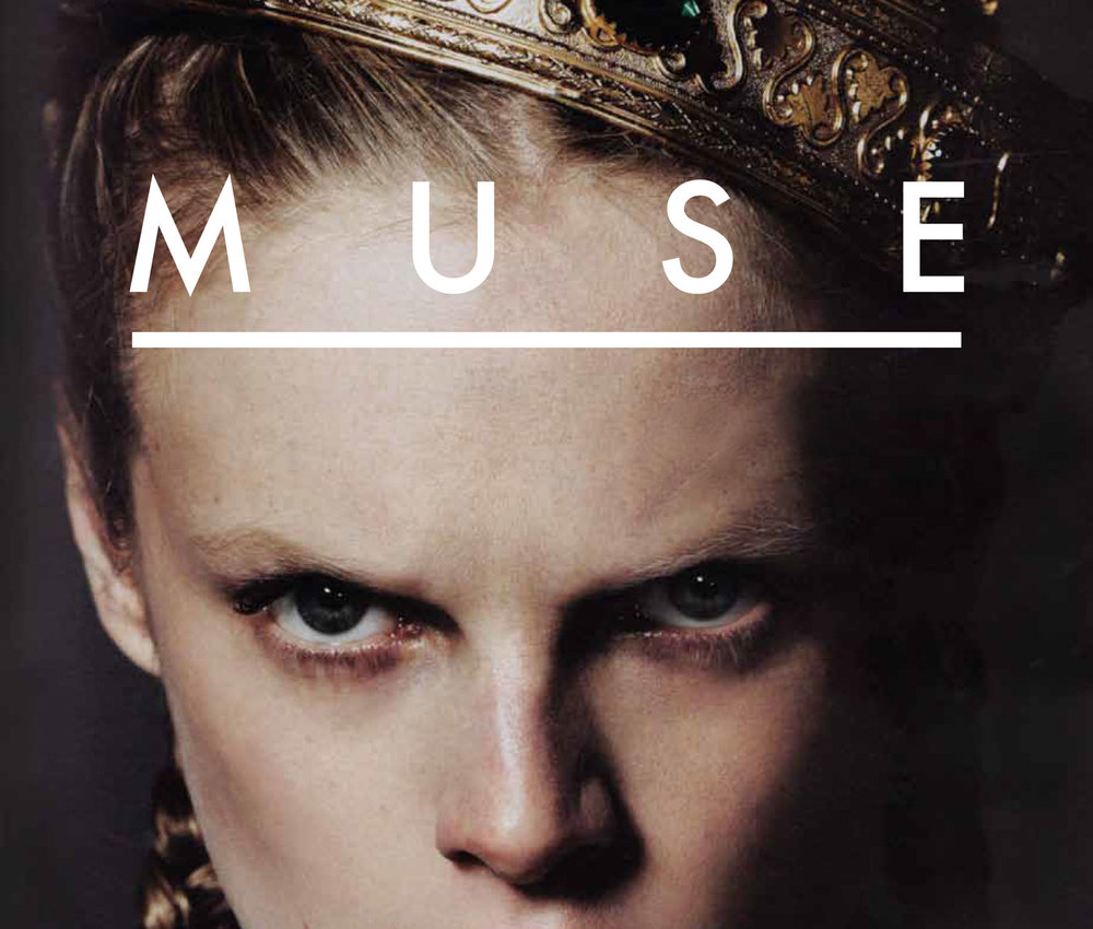 Design Concept / Writing / Editing     MUSE MAGAZINE