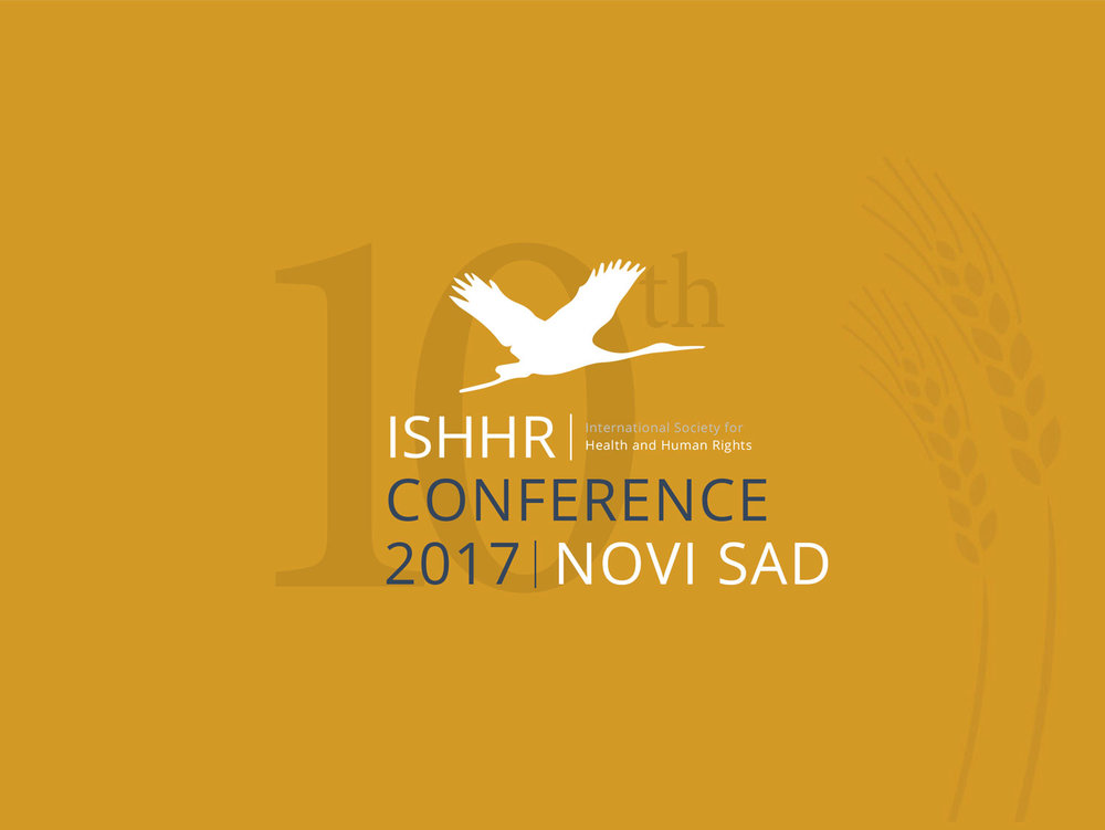 Brand Identity / Web & Print Design / Comms Strategy     ISHHR